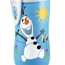 NUK Disney Frozen Cup Olaf 300ml Bottle
