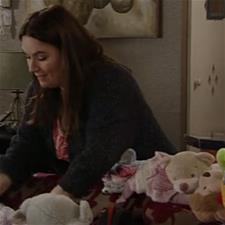 Keel Toys Nursery Bear with Pillow Small 15cm