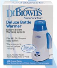 Dr Brown's Natural Flow Deluxe Bottle Warmer