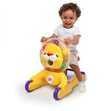Having A Ball 3-in-1 Step 'n Ride Lion