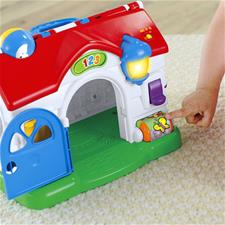 Fisher-Price Laugh 'n Learn Puppy's Activity Home