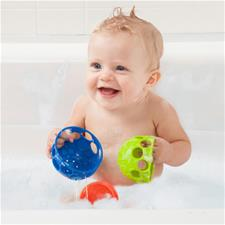 Oball H2O Bath Pour and Strain