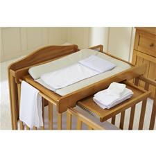 Mothercare Darlington Cot Top Changer Antique