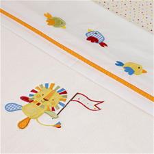 Jolly Jamboree 5pcs Cot Bed Set