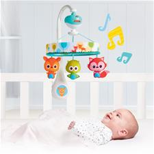 Tiny Love Tiny Friends Lullaby Mobile