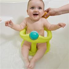 Safety First Swivel Bath Seat Lime