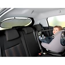 Safety First Rearview Sunshade