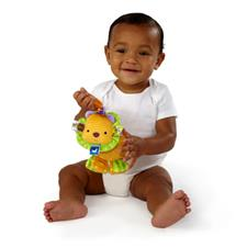 Taggies Developmental Characters Plush - Assorted