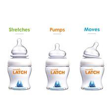 Munchkin Latch 240ml Twin Pack