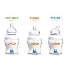 Munchkin Latch 240ml Triple Pack