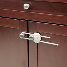 Safety First Cabinet Slide Lock