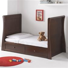 East Coast Devon Cot Bed with Drawer
