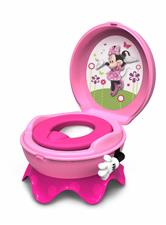 Minnie Mouse Potty System