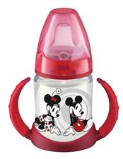 Disney NUK BPA Free First Choice Learner Bottle - Red