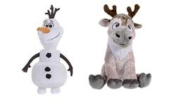 Frozen Olaf & Sven 8