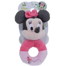 Minnie Mouse Pretty in Pink Ring Rattle