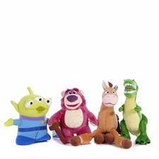 Toy Story 3 Bullseye, Alien, Lotso & Rex 8