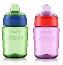 Philips Avent Easy Sip Spout Cup 9oz - Assorted Pack