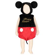 Mickey Mouse Tabard with Hat - 3-6mths
