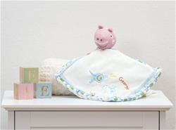 George Pig Comfort Blanket