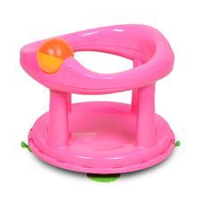 Safety First Swivel Bath Seat Pink