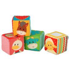 ELC Blossom Farm Touch Feel Cubes