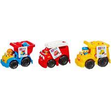 Mega Bloks Lil Vehicles Classic Asst