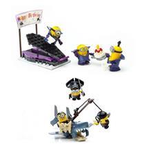 Mega Bloks Minions Movie Themed Figures