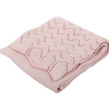 Silvercloud Cotton Shawl Dusty Pink