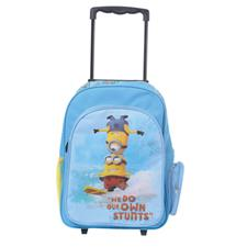 Despicable Me Minions Stunt Trolley Bag