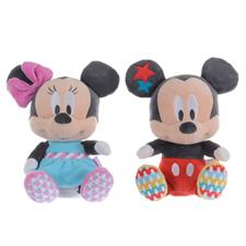 Mickey & Minnie Mouse Overlap Collection Large Plush