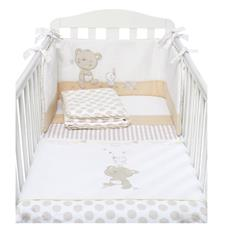 Mothercare Bear & Friends Bed in a Bag