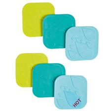 Safety First Anti-Slip Bath Pads