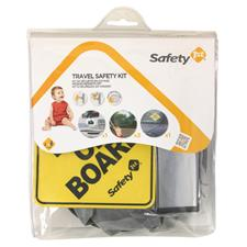 Safety First Travel Safety Kit