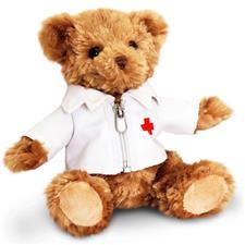 Keel Toys Doctor Bear 18cm