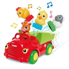 Tomy Sort n Pop Musical Farmyard Friends