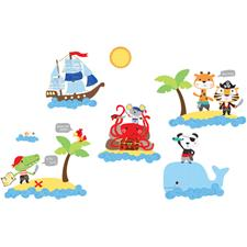 Pirates Themed Room Kit