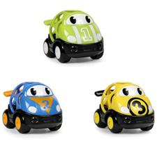 Oball Sports Cars 3 Pack