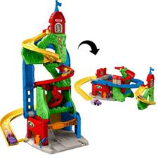 Fisher-Price Little People Sit n Stand City Skyway