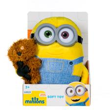 Minion Bob with Bear