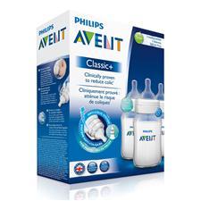 Philips Avent Classic+ 9oz Bottle Triple Pack
