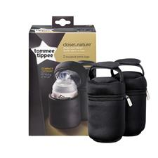 Closer to Nature Insulated Bottle Carrier x 2