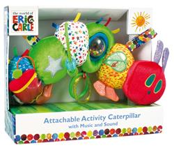 Rainbow Designs The Very Hungry Caterpillar Large Activity Toy