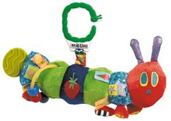 Rainbow Designs The Very Hungry Caterpillar Developmental Toy