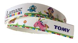 Lamaze Tomy POS Shelf Strips
