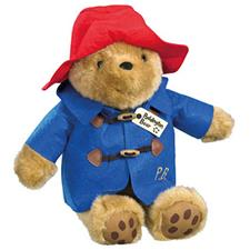 Paddington Cuddly Bear 30cm