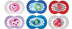 MAM Original Soother Twin Pack - 6 months+