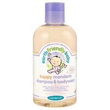 Earth Friendly Baby Organic Shampoo/Bodywash - Mandarin