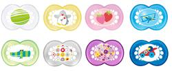MAM Original Soother Twin Pack - 12 months+