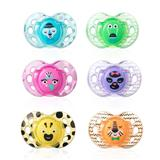 CTN Fun Style Soother Twin Pack - 6-18 months